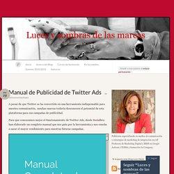 Manual de Publicidad de Twitter Ads