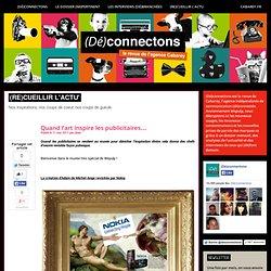 (Dé)connectons, la revue de l'agence Cabarey - Agence de communication (dé)connectée