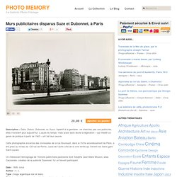 PHOTO MEMORY - Photographies de collection, Vente, Achat