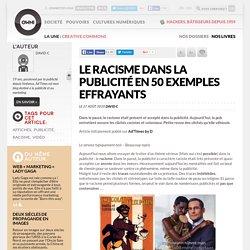 Le Racisme dans la publicité en 50 exemples effrayants » Article » OWNI, Digital Journalism