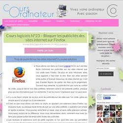 Tuto : Bloquer la publicité sur Firefox avec AdBlock Plus