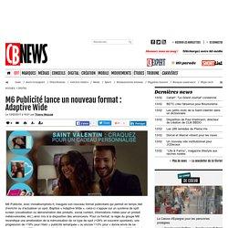 M6 Publicité lance un nouveau format : Adaptive Wide