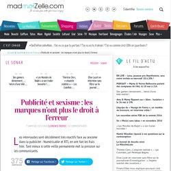 Publicité et sexisme : les marques n'ont plus le droit à l'erreur