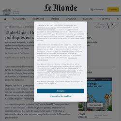 Etats-Unis: Google suspend les publicités politiques en raison des risques de violences