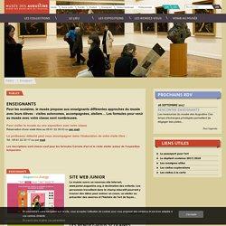 Publics - Enseignants - Musée des Augustins