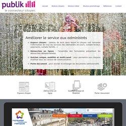 Publik - Module citoyens