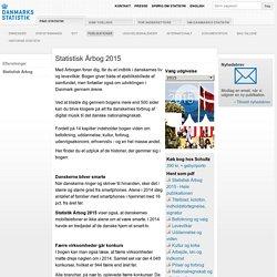 Publikation: Statistisk Årbog