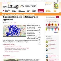 Données publiques : des portails ouverts aux applications