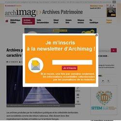 """Archives publiques : l'Etat rappelle le caractère """"illégal"""" d'un cloud non souverain"""