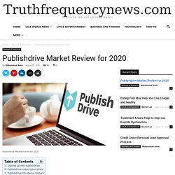 Publishdrive Market Review for 2020 - News from All Over the World