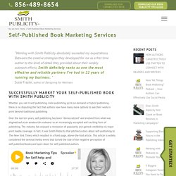 Self Published Book Marketing for Authors