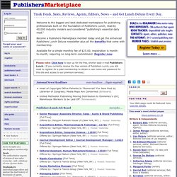 Publishers Marketplace