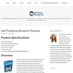Self-Publishing Blueprint Reviews