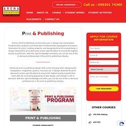 Print Publishing Institute in Kolkata