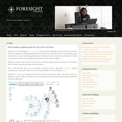 Foresight Publishing» Blog Archive » Why Pearltrees glistens lik
