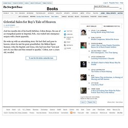 'Heaven Is for Real,' Boy's Tale, Is Publishing Phenomenon