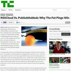 vs RSSCloud