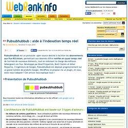 PubSubHubbub : tutoriel complet en français