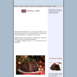 Christmas Pudding, recette de 1870
