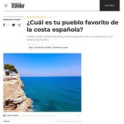 ¿Cuál es tu pueblo favorito de la costa española?