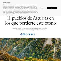 11 pueblos de Asturias en los que perderte este otoño