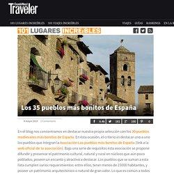 Los 35 pueblos más bonitos de España - 101 Lugares increíbles