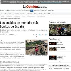 Los pueblos de montaña más bonitos de España - La Opinión de Murcia