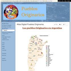 Pueblos-Originarios-Argetnina - Atlas Digital Pueblos Originarios