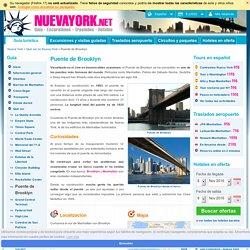 Puente de Brooklyn - El puente más famoso de Nueva York