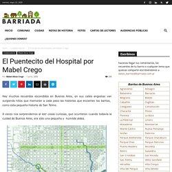 El Puentecito del Hospital por Mabel Crego - Barriada