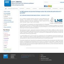 Le LNE organise une journée technique autour des articles de puériculture le 7 juin 2016 - LNE - Laboratoire National de Métrologie et d'Essais