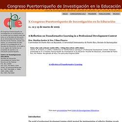 Congreso Puertorriqueño de Investigación en la Educación