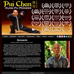 Pui Chan Kung Fu Pioneer Synopsis