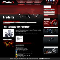 pour le modèle de moto BMW R1200 GS 2014