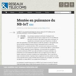 Montée en puissance du NB-IoT - Actualités RT Réseaux