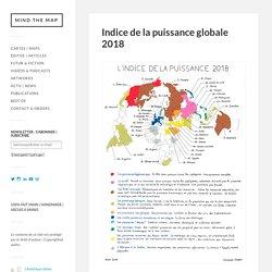 Indice de la puissance globale 2018 - revue Conflits