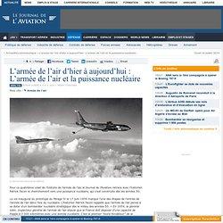 L'armée de l'air d'hier à aujourd'hui : L'armée de l'air et la puissance nucléaire - Défense