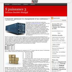 S puissance 3 » Archives du Blog Comment optimiser le chargement d'un conteneur ? - S puissance 3