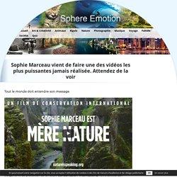Sophie Marceau vient de faire une des vidéos les plus puissantes jamais réalisée. Attendez de la voir