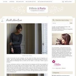 Pull Léontine - Félicie à Paris