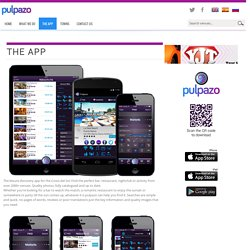 Pulpazo - The app