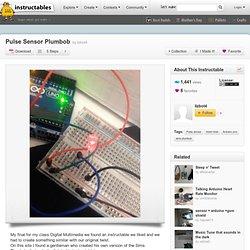 Pulse Sensor Plumbob