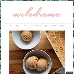 Pumpkin Bourbon Ice Cream Recipe