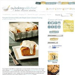 My Baking Addiction - StumbleUpon