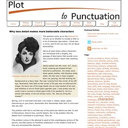 Plot To Punctuation, LLC: editing services by Jason Black