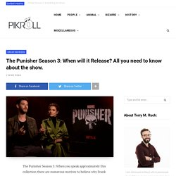 The Punisher Season 3: When will it Release? All you need to know about the show.