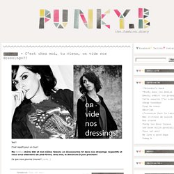 Punky b's fashion diary