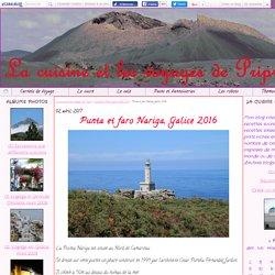Punta et faro Nariga, Galice 2016