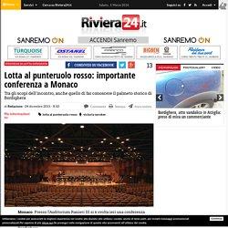 Lotta al punteruolo rosso: importante conferenza a Monaco - Riviera24