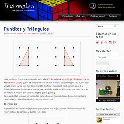 Puntitos y Triángulos